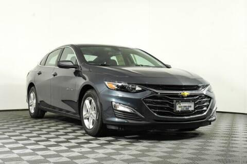 2021 Chevrolet Malibu for sale at Washington Auto Credit in Puyallup WA