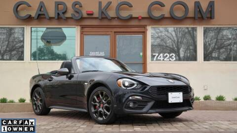 2017 FIAT 124 Spider for sale at Cars-KC LLC in Overland Park KS