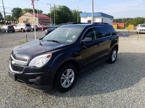 2013 Chevrolet Equinox for sale at Oxford Motors Inc in Oxford PA
