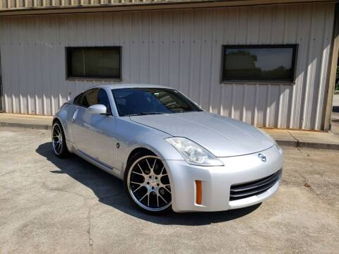 2006 Nissan 350Z for sale at M & A Motors LLC in Marietta GA