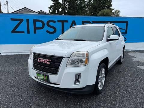 2011 GMC Terrain for sale at Zipstar Auto Sales in Lynnwood WA