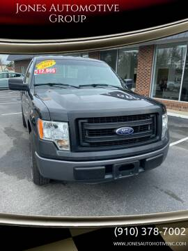 2014 Ford F-150 for sale at Jones Automotive Group in Jacksonville NC