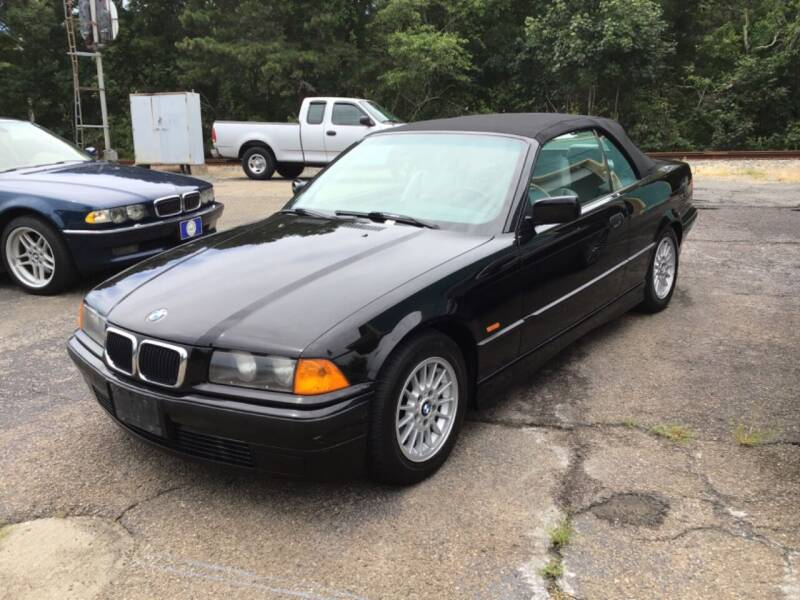 1998 BMW 3 Series for sale at Willow Street Motors in Hyannis MA