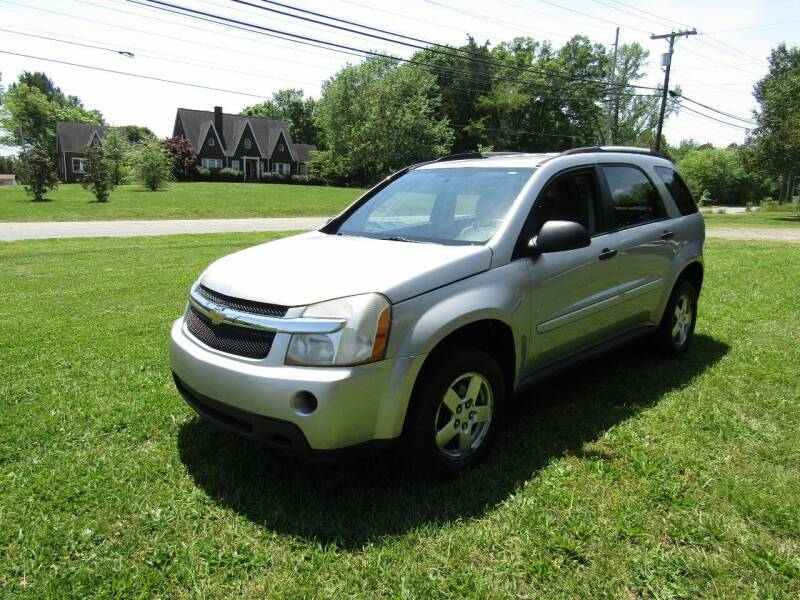 2008 Chevrolet Equinox for sale at Sellurcar Inc. in Concord NC