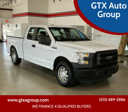 2016 Ford F-150 for sale at UNCARRO in West Chester OH