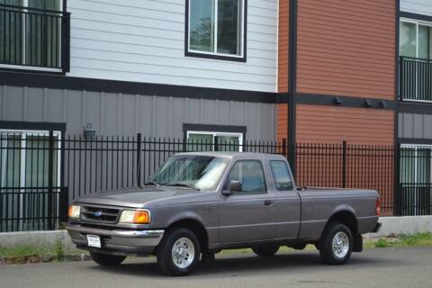 1997 Ford Ranger for sale at Skyline Motors Auto Sales in Tacoma WA