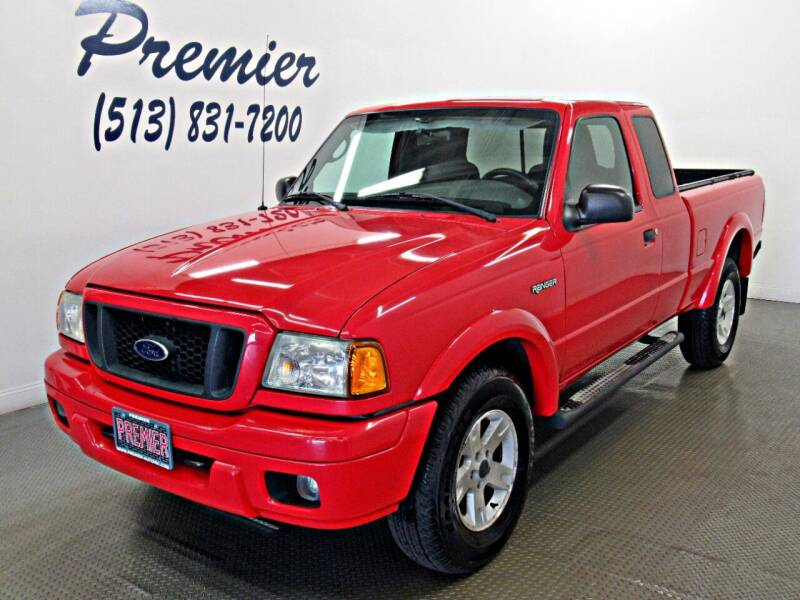 2005 Ford Ranger for sale at Premier Automotive Group in Milford OH
