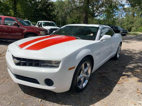 2010 Chevrolet Camaro for sale at Triple A Wholesale llc in Eight Mile AL