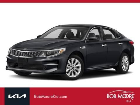 2017 Kia Optima for sale at Bob Moore Kia in Oklahoma City OK