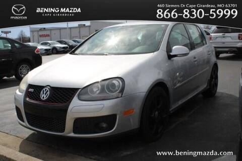 2008 Volkswagen GTI for sale at Bening Mazda in Cape Girardeau MO