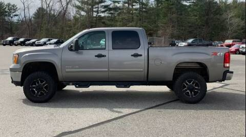 2013 GMC Sierra 2500HD for sale at DLUX Motorsports in Fredericksburg VA