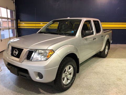 2012 Nissan Frontier for sale at Select AWD in Provo UT