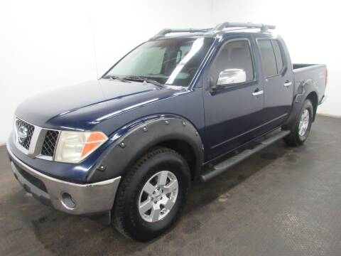 2007 Nissan Frontier for sale at Automotive Connection in Fairfield OH