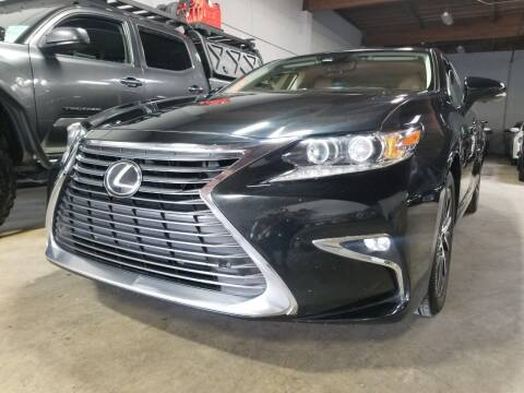 2016 Lexus ES 350 for sale at 916 Auto Mart ONLY $399 DOWN!!!* in Sacramento CA