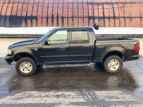 2001 Ford F-150 for sale at Michaels Used Cars Inc. in East Lansdowne PA