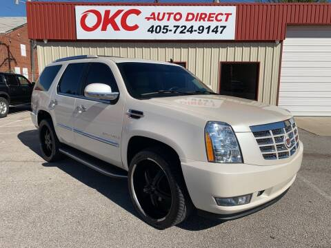 2007 Cadillac Escalade for sale at OKC Auto Direct in Oklahoma City OK