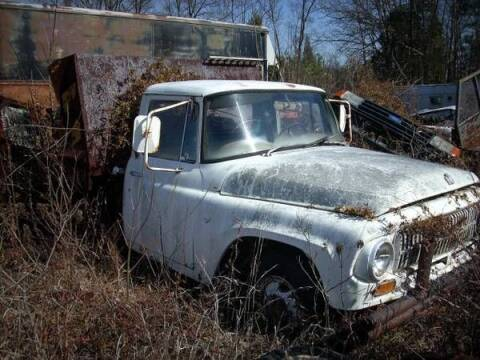 1966 International 1 Ton Truck for sale at Haggle Me Classics in Hobart IN