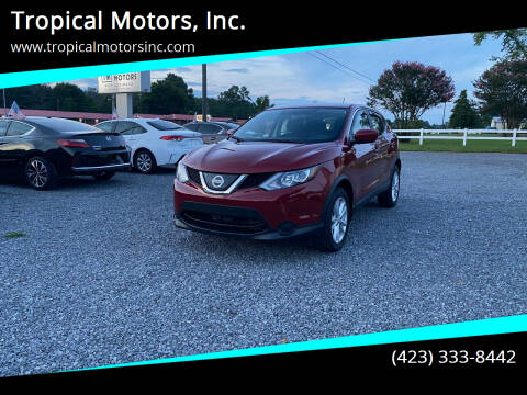 2019 Nissan Rogue Sport for sale at Tropical Motors, Inc. in Riceville TN