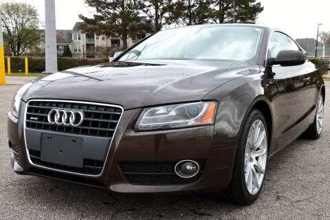 2011 Audi A5 for sale at Prime Auto Sales LLC in Virginia Beach VA