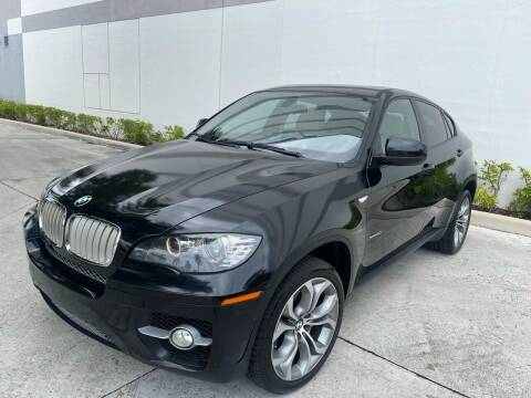 2011 BMW X6 for sale at Auto Beast in Fort Lauderdale FL