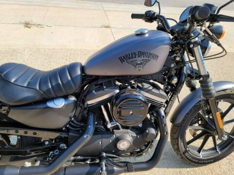 2017 Harley-Davidson XL883N for sale at Rev Auto in Clarion IA