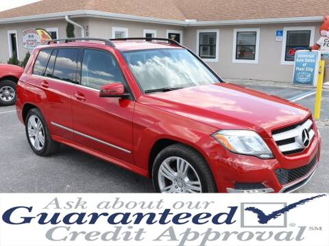 2015 Mercedes-Benz GLK for sale at Universal Auto Sales in Plant City FL