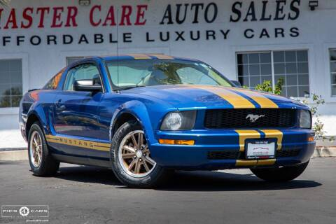 2007 Ford Mustang for sale at Mastercare Auto Sales in San Marcos CA