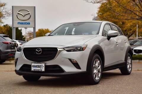 2021 Mazda CX-3 for sale at COURTESY MAZDA in Longmont CO