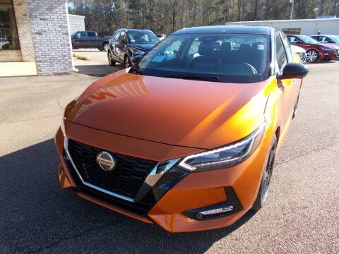2021 Nissan Sentra for sale at Howell Buick GMC Nissan - New Nissan in Summit MS