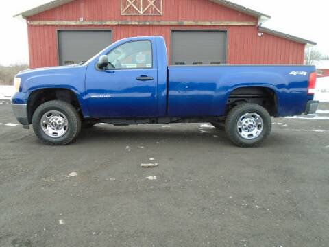 2013 GMC Sierra 2500HD for sale at Celtic Cycles in Voorheesville NY