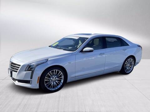 2017 Cadillac CT6 for sale at Fitzgerald Cadillac & Chevrolet in Frederick MD
