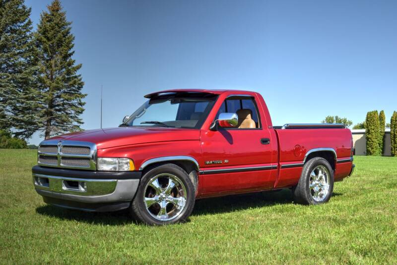 1997 Dodge Ram Pickup 1500 for sale at Hooked On Classics in Watertown MN