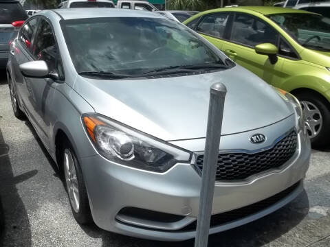 2016 Kia Forte for sale at PJ's Auto World Inc in Clearwater FL