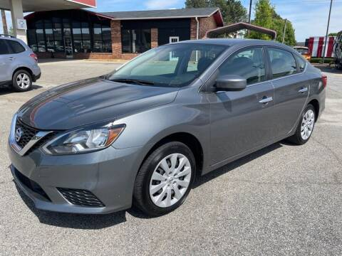 2019 Nissan Sentra for sale at Modern Automotive in Boiling Springs SC
