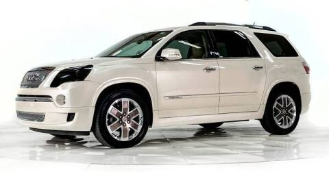 2012 GMC Acadia for sale at Houston Auto Credit in Houston TX