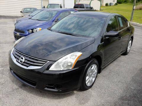 2012 Nissan Altima for sale at K & P Used Cars, Inc. in Philadelphia TN