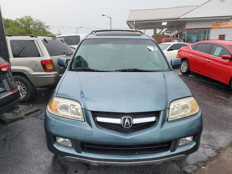 2005 Acura MDX for sale at All American Autos in Kingsport TN