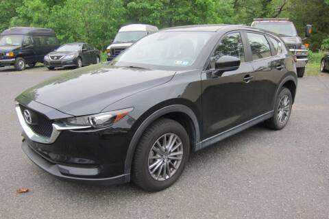 2018 Mazda CX-5 for sale at K & R Auto Sales,Inc in Quakertown PA