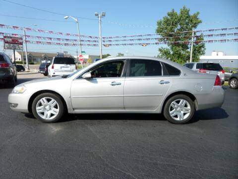2007 Chevrolet Impala for sale at Budget Corner in Fort Wayne IN