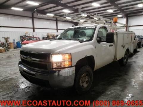 2007 Chevrolet Silverado 2500HD for sale at East Coast Auto Source Inc. in Bedford VA