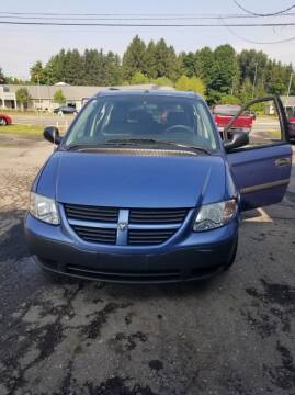 2007 Dodge Caravan for sale at MGM Auto Sales in Cortland NY