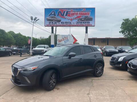 2017 Mazda CX-3 for sale at ANF AUTO FINANCE in Houston TX