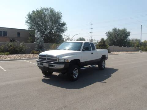 2000 Dodge Ram Pickup 2500 for sale at ALL ACCESS AUTO in Murray UT