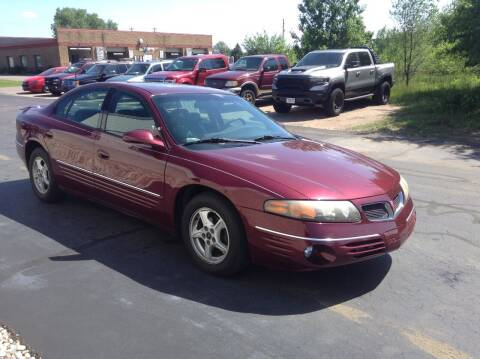 2001 Pontiac Bonneville for sale at Bruns & Sons Auto in Plover WI