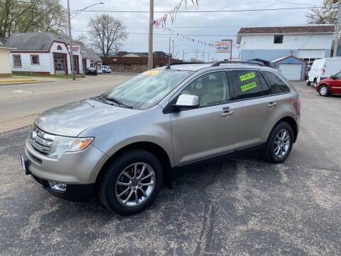 2008 Ford Edge for sale at PEKIN DOWNTOWN AUTO SALES in Pekin IL