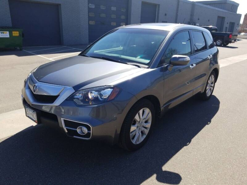 2012 Acura RDX for sale at The Car Buying Center in St Louis Park MN