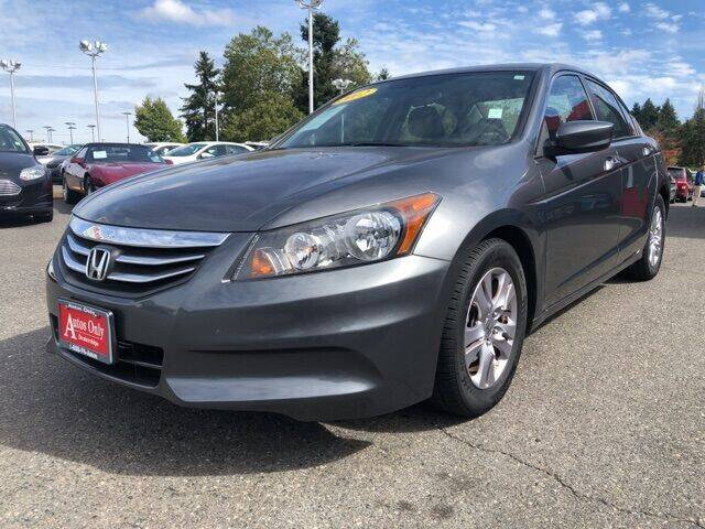 2012 Honda Accord for sale at Autos Only Burien in Burien WA