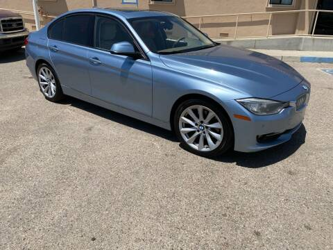 2012 BMW 3 Series for sale at HEILAND AUTO SALES in Oceano CA