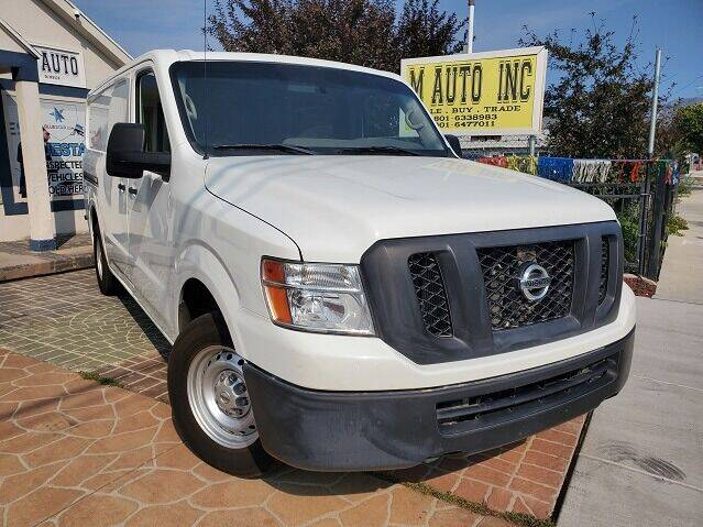 2016 Nissan NV Cargo for sale at M AUTO, INC in Millcreek UT