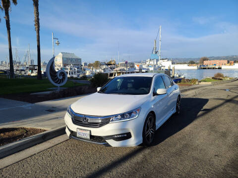 2017 Honda Accord for sale at Imports Auto Sales & Service in Alameda CA